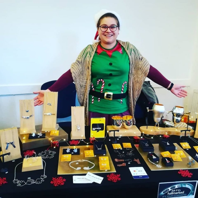 Alton's Yuletide Fair Abigail J Marsh